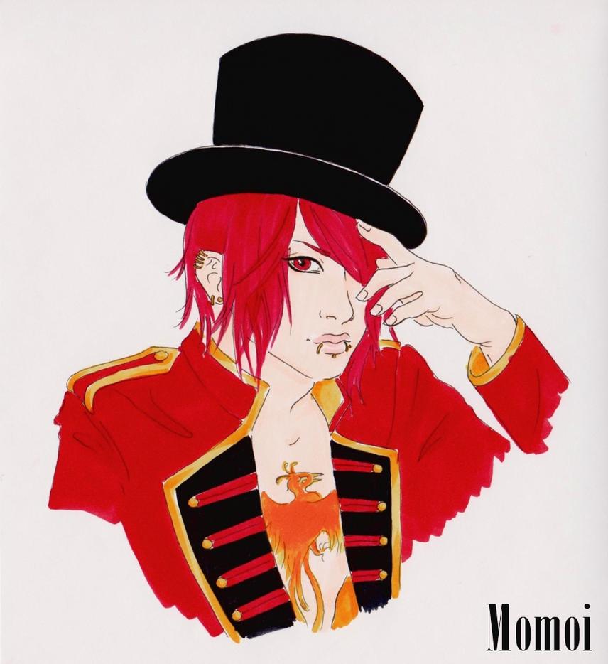 Ringmaster by MomoiPie