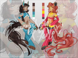 [A][PRICE DROP2] Collab Adopt Batch #1 [CLOSED] by mienzhyre