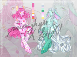[A][PRICE DROP] Collab Adopt Batch #3 [CLOSED] by mienzhyre