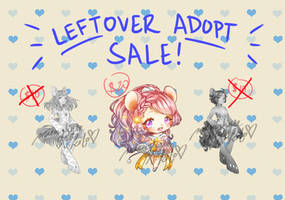 [A][UPD2] Leftover Adopt Sale 2 [CLOSED] by mienzhyre