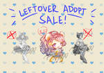 [A][UPD2] Leftover Adopt Sale 2 [CLOSED]