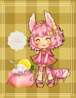 [A][OPEN] DS: Pink Lemonade Tart Adopt by mienzhyre