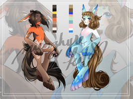 [A] Collab Adopt Batch #5 [2/2 OPEN] by mienzhyre