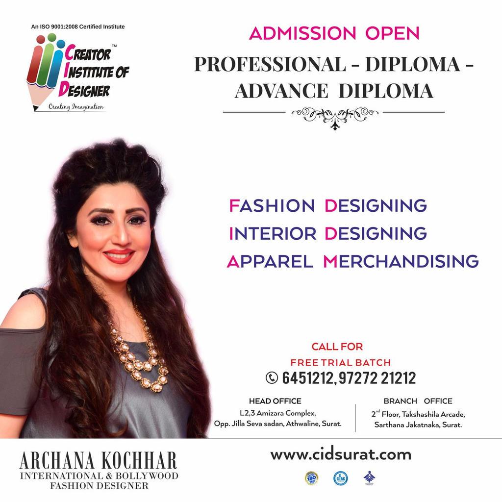 Best Fashion Designing Institutes In Surat By Cidsurat On Deviantart