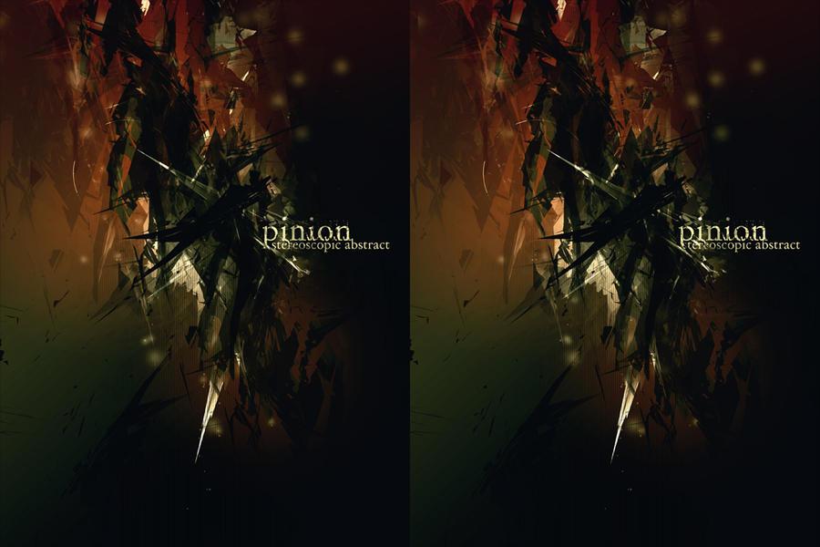 Pinion -Stereoscopic by precurser
