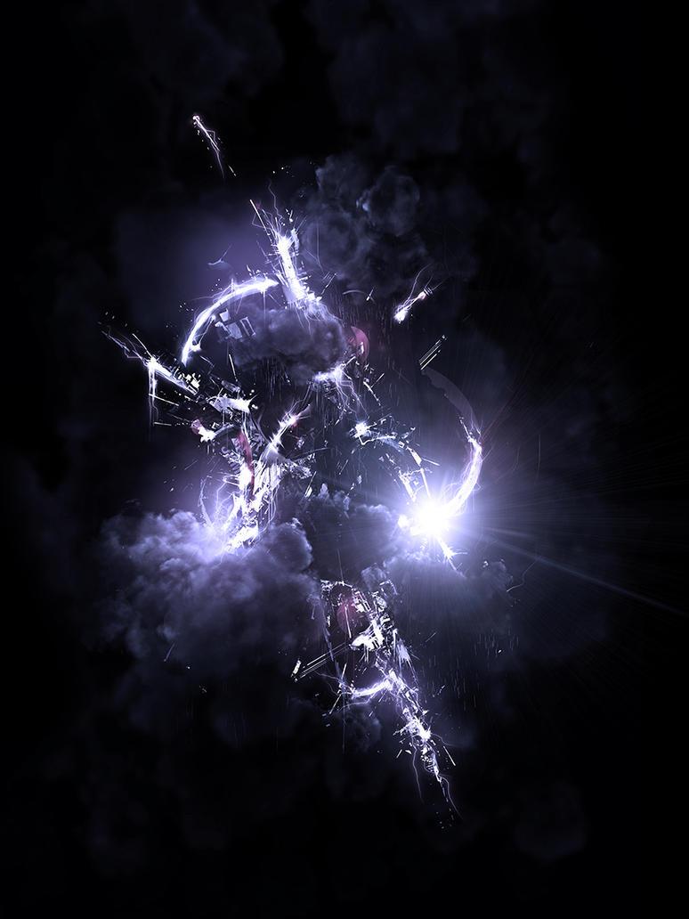 The Storm by precurser