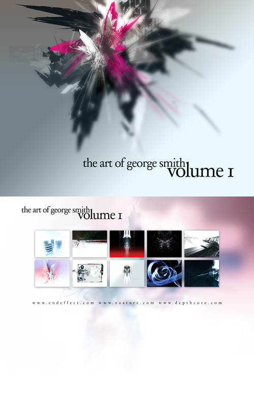 Art Of George Smith - Volume 1 by precurser