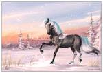 Winter Surprise by cerona