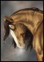 Frozen Gold by cerona