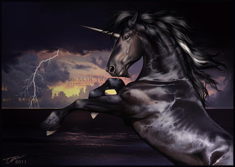 Storm Bringer by cerona