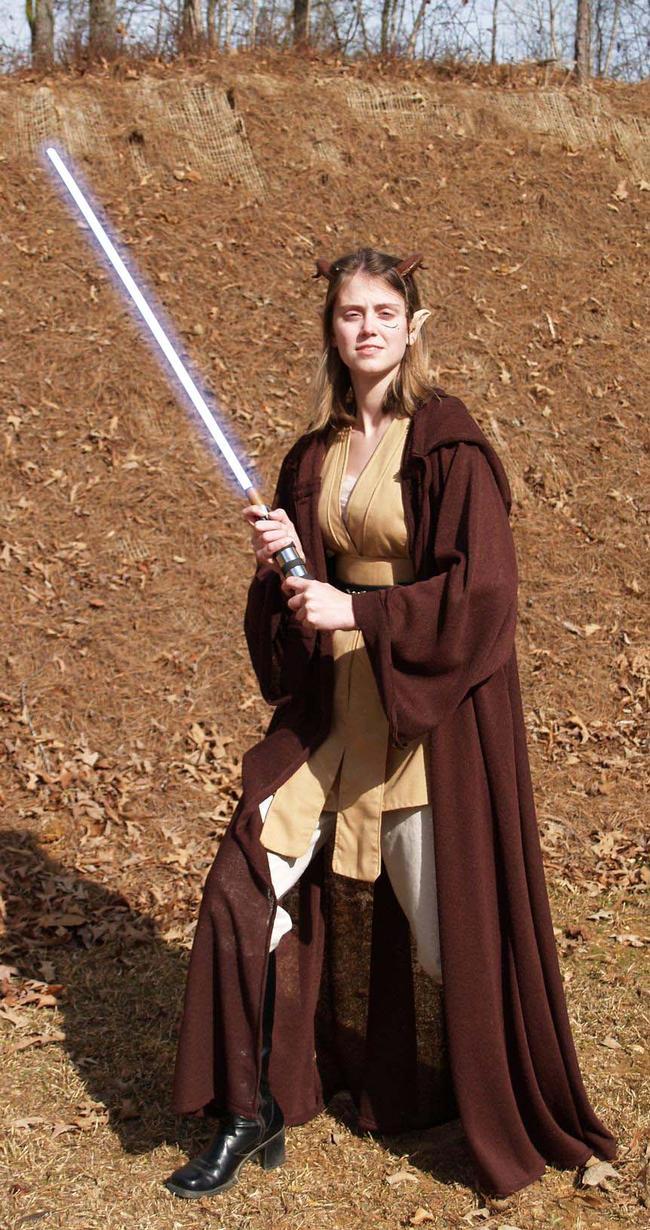Jedi Costume by WanderingWindward ...  sc 1 st  WanderingWindward - DeviantArt & Jedi Costume by WanderingWindward on DeviantArt