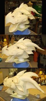 Dragon Head Mock-up