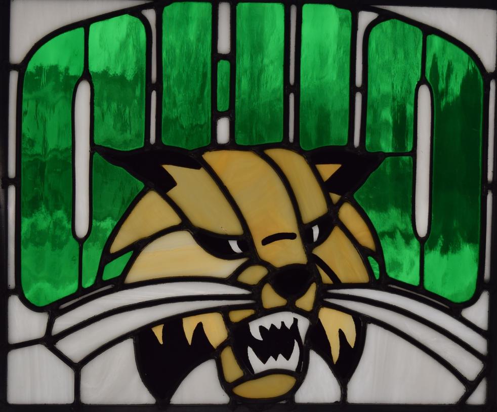 Ohio University Wildcat Version 1 by AutobotWonko