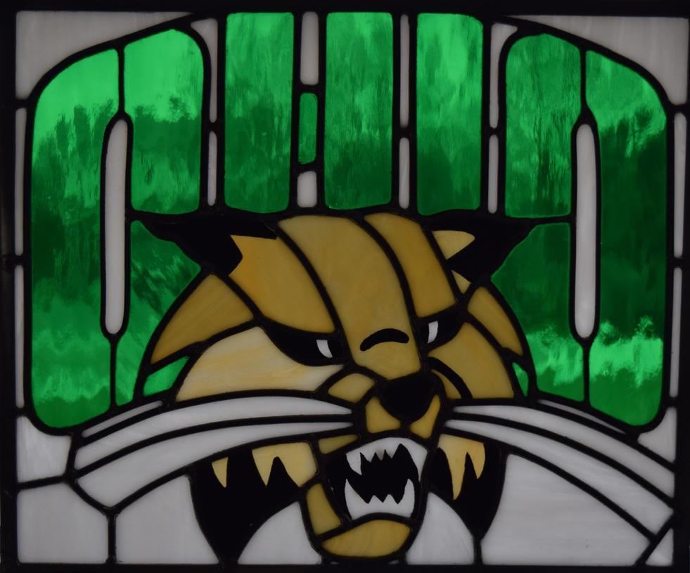 Ohio University Wildcat Version 2 by AutobotWonko