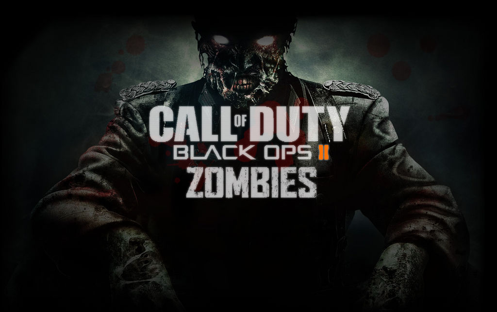 Call of Duty - Black Ops 2 Zombies Wallpaper by peterbaumann ...