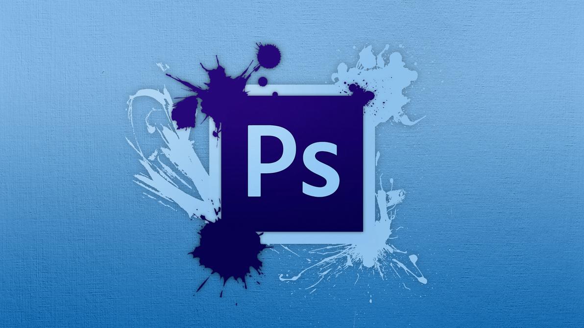 Photoshop Logo Wallpaper By Peterbaumann