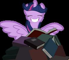 Twilight's Smile by SpenceTheNewbie