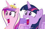 Screaming Twi and Cadence