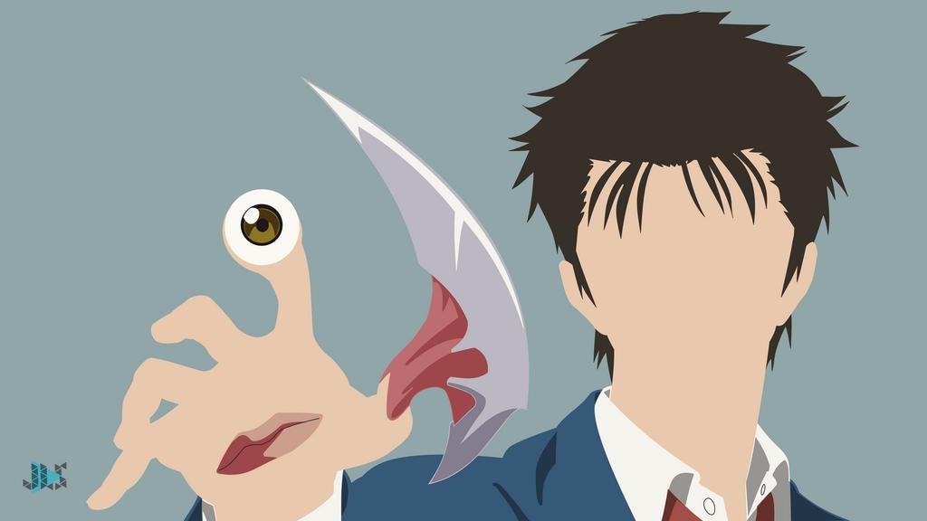 Migi And Shinichi After Parasyte The Maxim By Jeffersonls