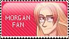 MorganFanStamp by NaipesInk