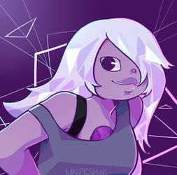 Steven Universe - Amethyst