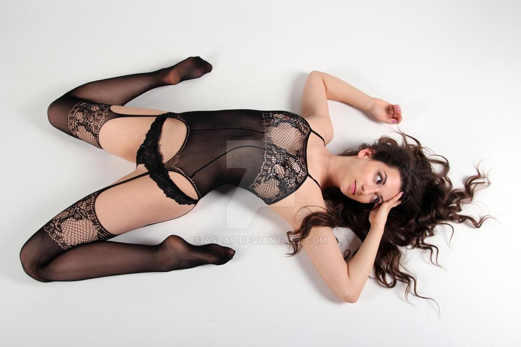 Flexible model I by Aszap