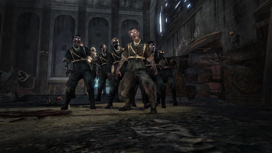 Black Ops Nazi Zombies Wallpaper