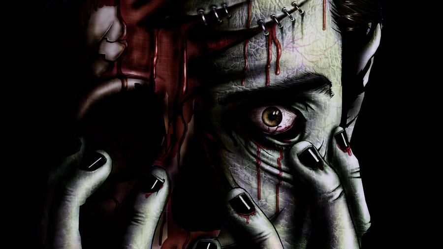wallpaper zombie. Zombie Wallpaper by ~magnaen