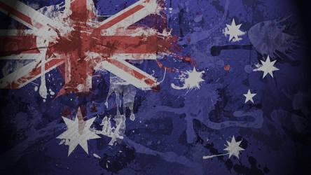 Australian Flag Wallpaper