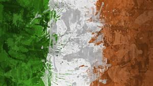 Irish Flag Wallpaper