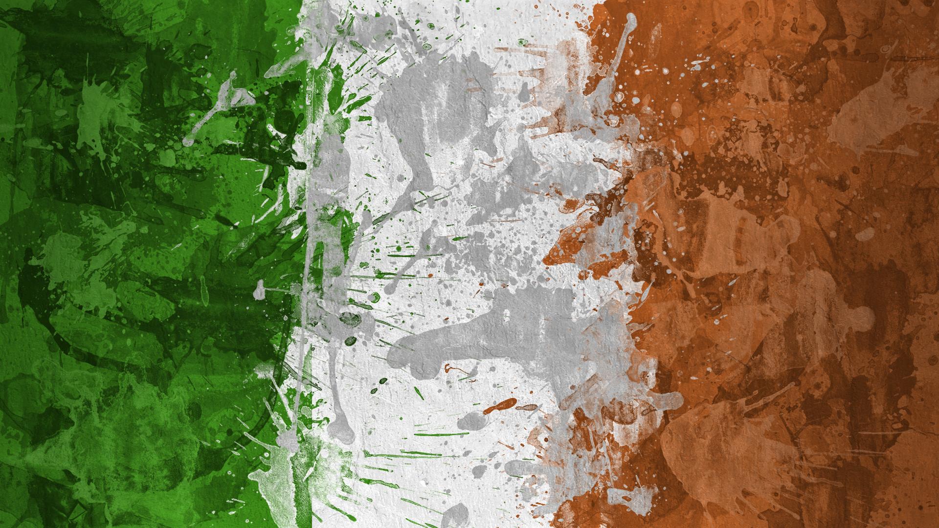 Irish Flag Wallpaper 1920x1080 Download