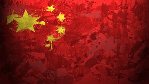 Chinese Flag Wallpaper