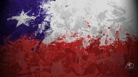 Chilean Flag Wallpaper