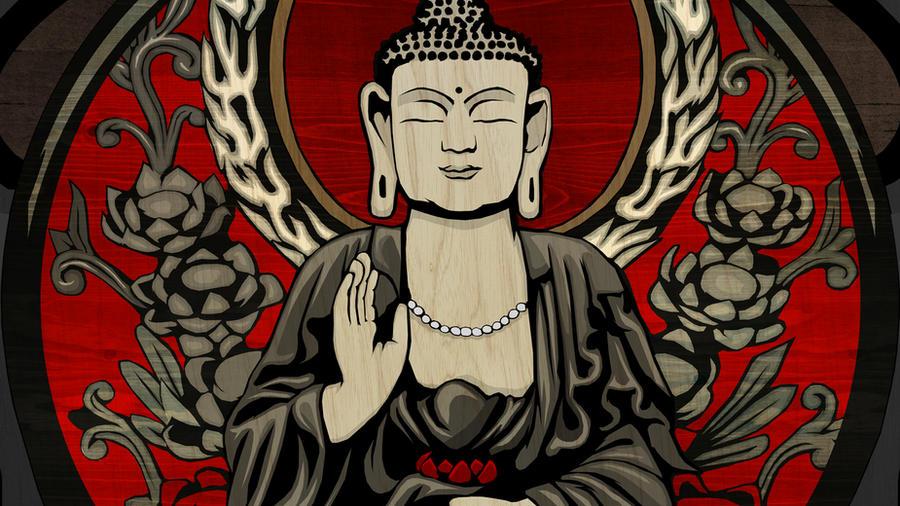 Gautama Wallpaper 1 by GaryckArntzen