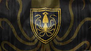 House Greyjoy Sigil Wallpaper