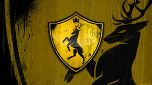 House Baratheon Sigil Wallpaper