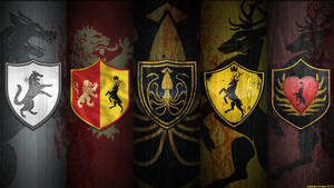 War of the Five Kings Wallpaper