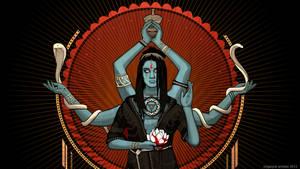 Kali - Wallpaper by GaryckArntzen