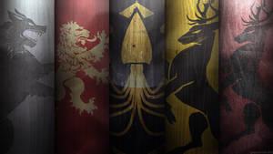 War of the Five Kings Wallpaper V2