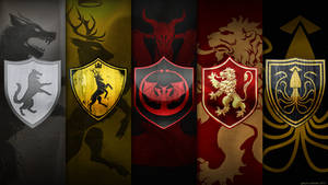 Noble House of Westeros V1 by GaryckArntzen