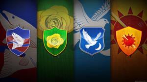 Noble Houses of Westeros V2 by GaryckArntzen