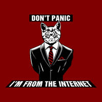 Don't Panic - Shirts by GaryckArntzen