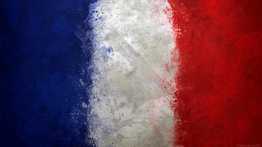 France -Mgn Flag Collection 2013 by GaryckArntzen