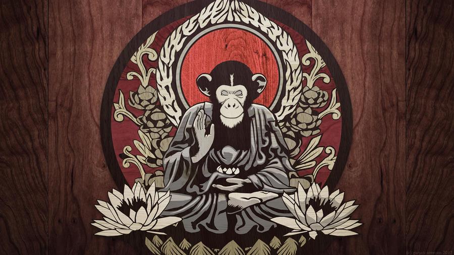 Zen Sapience by GaryckArntzen