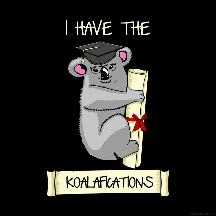 Fully Koalafied by GaryckArntzen