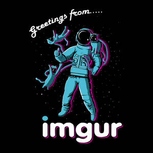 Greetings from imgur