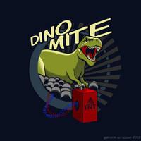 Dino-Mite by GaryckArntzen