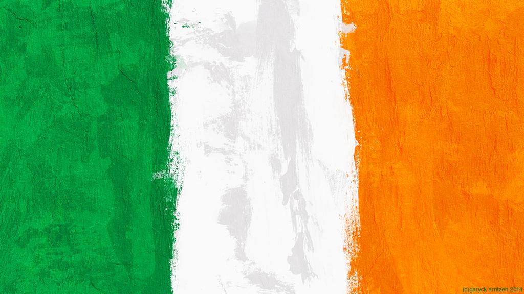 Irish Flag Wallpaper By GaryckArntzen On DeviantArt