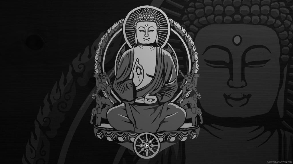 Gautama Buddha Wallpaper by GaryckArntzen on DeviantArt