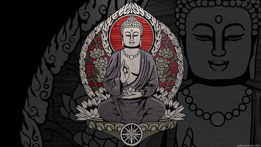 Siddhartha Gautama Buddha Wallpaper by GaryckArntzen on ...